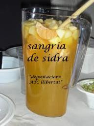 sangria sidra w