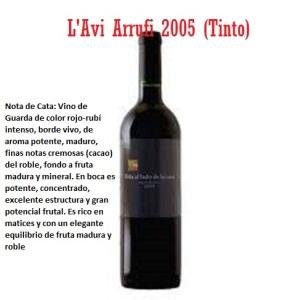 L ́Avi Arrufi 2005