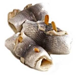 rollitos de sardina