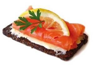 rollitos salmon