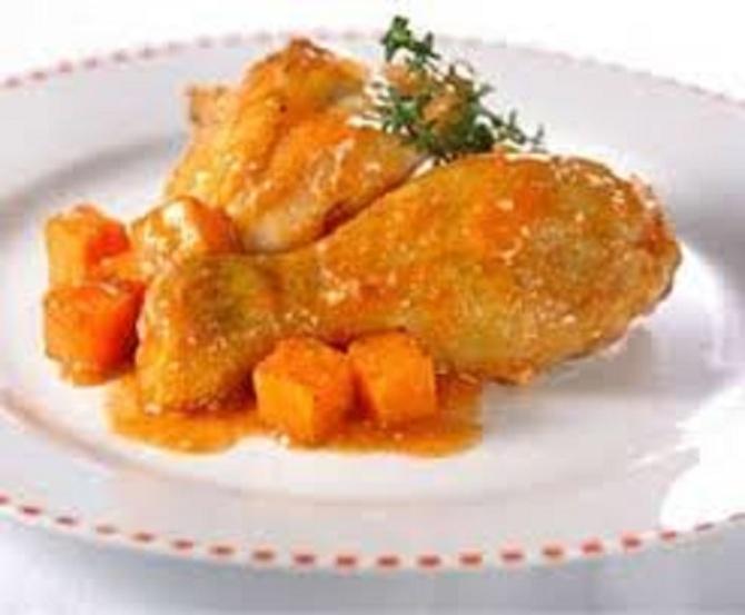 pollo boniato