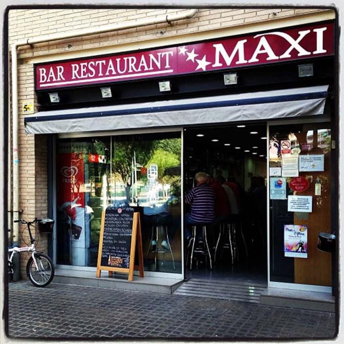 maxi restaurant