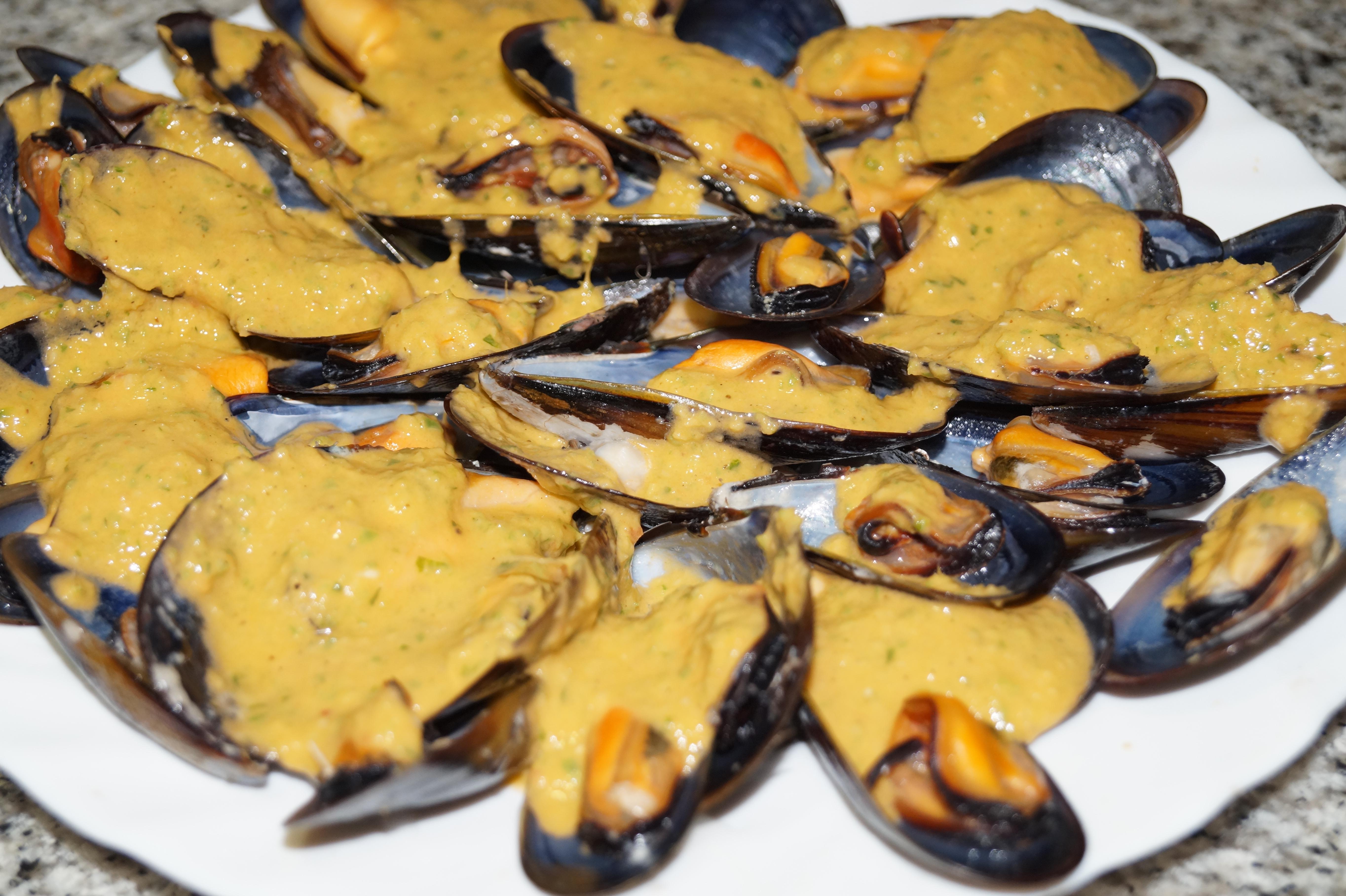 Degustacions atc llibertat la gastronom a como - Mejillones al vapor con vinagreta ...